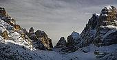 Gruppo di Brenta, Trentino, Italy