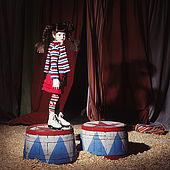 Studio, enfants, cirques/Studio, kids, circus