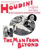Harry Houdini / L'homme du passé / us 1922 / réalisé par Burton L. King