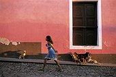 Cuba, Trinidad, scène de rue