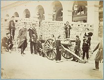 Roger-Viollet | 4507 | Paris Commune (1871) | © Bruno Braquehais / Musée Carnavalet / Roger-Viollet