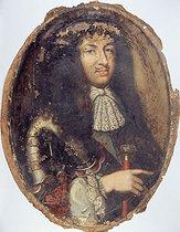 Roger-Viollet | 29408 | LOUIS XIV KING OF FRANCE | © Musée Carnavalet / Roger-Viollet