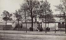 Roger-Viollet   79630   Charles Marville'sstudio, 66 boulevard Saint-Jacques. Paris (XIVth arrondissement), 1865-1868. Photograph by Charles Marville (1813-1879). Paris, musée Carnavalet.   © Charles Marville / Musée Carnavalet / Roger-Viollet