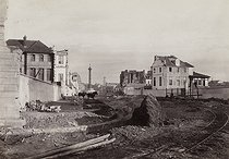 Roger-Viollet   105339   Boulevard Henri IV, view taken from the rue de Sully. Paris (IVth arrondissement), 1872-1879. Photograph by Charles Marville (1813-1879). Paris, musée Carnavalet.   © Charles Marville / Musée Carnavalet / Roger-Viollet