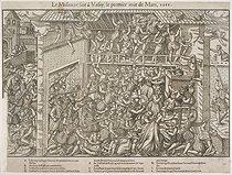 Roger-Viollet | 110976 | Le massacre de Vassy | © Musée Carnavalet / Roger-Viollet