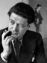 Roger-Viollet | 156361 | Joseph Kessel (1898-1979), French writer and journalist. | © Pierre Choumoff / Roger-Viollet