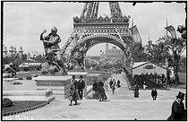 Roger-Viollet | 156788 | 1889 World's Fair in Paris | © Neurdein frères / Roger-Viollet