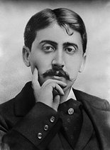 Roger-Viollet | 157869 | Marcel Proust (1871-1922), French writer. | © Collection Martinie / Roger-Viollet