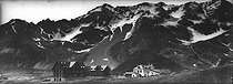 Roger-Viollet | 160555 | The massif of the pass of Lautaret (Upper-Alps). Around 1910. | © Léon & Lévy / Roger-Viollet