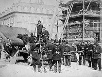 Roger-Viollet | 162829 | Paris Commune (1871). | © BHVP / Roger-Viollet