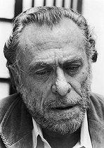 Roger-Viollet | 170005 | Charles Bukowski (1920-1994), American poet and novelist. 1978. | © Jean-Régis Roustan / Roger-Viollet