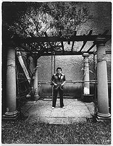 Roger-Viollet | 172379 | Claude Nougaro (1929-2004), French singer. Paris, 1981. | © Bruno de Monès / Roger-Viollet