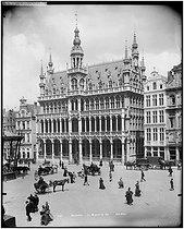 Roger-Viollet | 186185 | Brussels | © Neurdein frères / Roger-Viollet