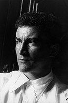 Roger-Viollet   189683   Maurice Béjart (1927-2007), French dancer and choreographer, 1958.   © Jean-Régis Roustan / Roger-Viollet