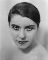 Roger-Viollet   190937   Jehanne Tamin, French writer. France, around 1925.   © Henri Martinie / Roger-Viollet