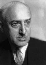Roger-Viollet | 200399 | André Maurois (1885-1967), French writer, 1939. | © Laure Albin Guillot / Roger-Viollet
