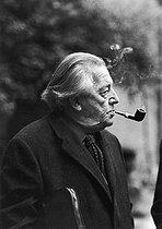 Roger-Viollet   228038   André Breton (1896-1966), French writer. 1962.   © Jean-Régis Roustan / Roger-Viollet