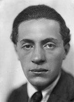 Roger-Viollet   263347   Roger Vitrac (1899-1952), French writer, about 1930.   © Henri Martinie / Roger-Viollet