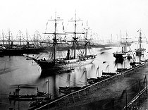 Roger-Viollet | 271357 | Inauguration of the Suez Canal. Egypt, 1869. | © Roger-Viollet / Roger-Viollet
