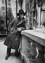 Roger-Viollet   272155   Woody Allen, American actor and director. Paris, January 1975.   © Jean-Pierre Couderc / Roger-Viollet