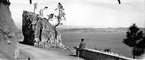 Roger-Viollet | 288685 | Panorama near Fréjus (France), circa 1900. | © Neurdein / Roger-Viollet