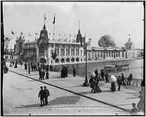 Roger-Viollet | 290823 | 1900 World Fair in Paris | © Léon & Lévy / Roger-Viollet