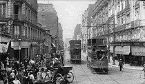 Roger-Viollet   304631   Rue Lecourbe. Paris (XVth arrondissement), circa 1900.   © Léon & Lévy / Roger-Viollet