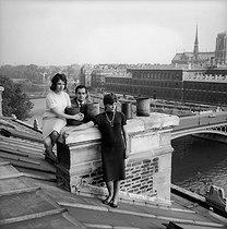 Roger-Viollet | 308622 | Paris nous appartient | © Alain Adler / Roger-Viollet
