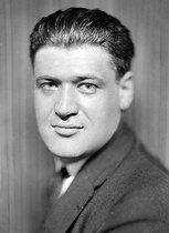 Roger-Viollet   311391   Joseph Kessel (1898-1979), French writer and journalist.   © Henri Martinie / Roger-Viollet