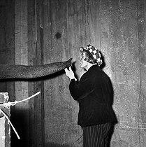 Roger-Viollet | 317958 | Moscow Circus. Clown Popov. Paris, November 1960. | © Studio Lipnitzki / Roger-Viollet