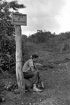 Roger-Viollet | 319665 | Cuba, 1960-1961. | © Gilberto Ante / Roger-Viollet