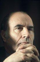 Roger-Viollet | 325234 | François Mitterrand (1916-1996), French politician. France, 1977. | © Jean-Pierre Couderc / Roger-Viollet