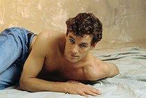 Roger-Viollet | 336047 | Patrick Dupond, French ballet dancer, 1989. | © Colette Masson / Roger-Viollet