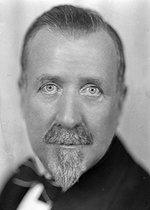 Roger-Viollet   336920   Heinrich Mann (1871-1950), German writer and novelist.   © Henri Martinie / Roger-Viollet