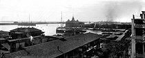 Roger-Viollet | 369152 | Port Said (Egypt). The Suez Canal. | © Léon & Lévy / Roger-Viollet
