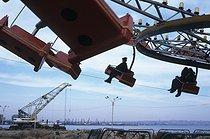 Roger-Viollet | 372388 | Baku (Azerbaijan-Russia), 1997. | © Jean-Paul Guilloteau / Roger-Viollet