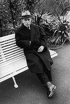 Roger-Viollet | 378280 | Antoine Pinay (1891-1994), homme politique français, chez lui. Chanonat (Puy-de-Dôme), 8 février 1972. | © Jean-Pierre Couderc / Roger-Viollet