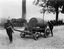 Roger-Viollet | 382280 | World War One - French riders | © Maurice-Louis Branger / Roger-Viollet