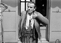 Roger-Viollet | 389918 | Louis-Ferdinand Céline | © Bernard Lipnitzki / Roger-Viollet
