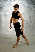 Roger-Viollet | 405307 | Patrick Dupond, French ballet dancer, 1989. | © Colette Masson / Roger-Viollet