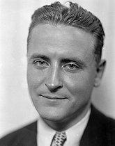 Roger-Viollet   422719   Francis Scott Fitzgerald (1896-1940), American novelist. Paris, circa 1930.   © Henri Martinie / Roger-Viollet