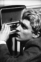 Roger-Viollet | 426031 | Christophe (born in 1945), French singer, 1967. | © Roger-Viollet / Roger-Viollet