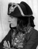 Roger-Viollet | 427727 |  Napoléon  film d'Abel Gance. Albert Dieudonné. France, 1927. | © Henri Martinie / Roger-Viollet