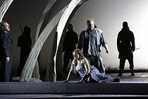 Roger-Viollet | 456253 | Tristan und Isolde | © Colette Masson / Roger-Viollet