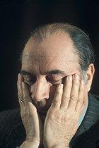 Roger-Viollet | 466257 | François Mitterrand (1916-1996), French politician. France, 1977. | © Jean-Pierre Couderc / Roger-Viollet
