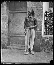 Roger-Viollet | 473305 | Fakir. Egypt, circa 1880. | © Léon & Lévy / Roger-Viollet