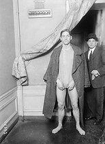 Roger-Viollet | 473907 | Boxing - Georges Carpentier | © Maurice-Louis Branger / Roger-Viollet