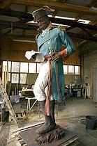 Roger-Viollet | 480270 | Toussaint Louverture | © Béatrice Soulé / Roger-Viollet