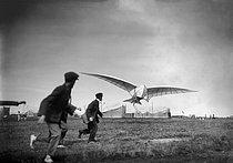 Roger-Viollet   480330   Vauville - Gliding competition   © Maurice-Louis Branger / Roger-Viollet