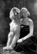 Roger-Viollet | 482943 | Suzy Solidor (1900-1985), French cabaret singer. | © Laure Albin Guillot / Roger-Viollet